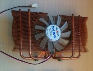 Zalman VF1000 LED GPU cooler