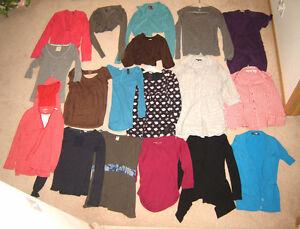 Girls Jeans sz 0, 1, 3,5 / Tops,  - 12, 14, Ladies S, M Strathcona County Edmonton Area image 8