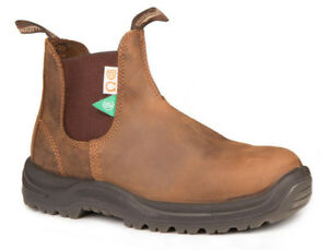 BLUNDSTONE -Green Patch-164 | BRAND NEW IN BOX!! - $200 (Size 8)