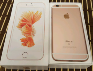 Iphone 6s 16gb Rose Gold ** Unlocked **
