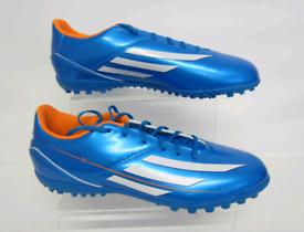 newest 2f5f3 d7959 MENS ADIDAS F5 TRX TF FOOTBALL ASTRO TURF TRAINERS SIZE 10.5