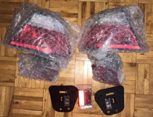 BMW Tail Lamp: 98 - 01****Clear/Red****