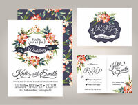 Wedding Invitation Suites - Any Budget