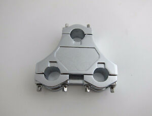 """3 Way Multi Clamp for 7/8"""" Diameter Drum or Cymbal Mounts"""