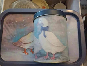 Duck 3 pc cannister set tray