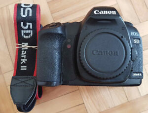 Canon 5D Mark ii for parts or repair (Negotiable)