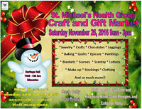 Craft and Gift Market! Vendors Wanted!
