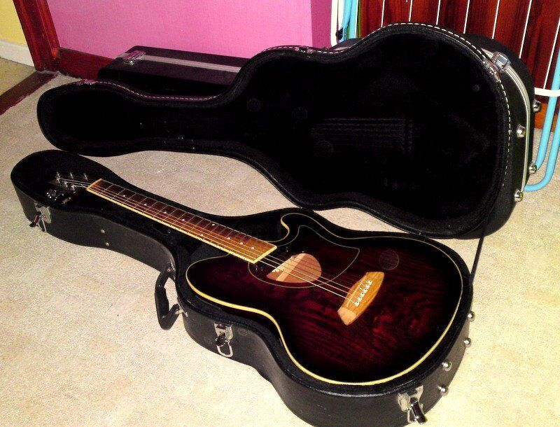 Ibanez Talman Acoustic Electric Guitar In Newhaven East Sussex