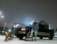 25$ Snow Removal Residential and Commercial