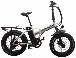 *** EL⚡PowerBike - Electric bike Metro 500w *** (RCM)
