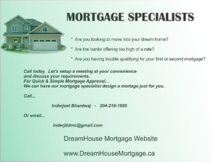 Mortgage Specialist Services