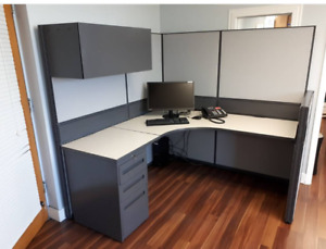Office Cubicles And Partition Panels