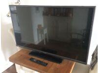 "Hitachi 42"" HD Smart TV (1080p FVHD LED TV) /w Freeview HD"
