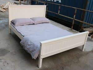Wooden Bed frame Pine Wood.Brand new and good quality. Sydney City Inner Sydney Preview