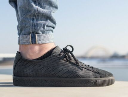 Puma x Stampd Clyde Size US8 (Brand New)