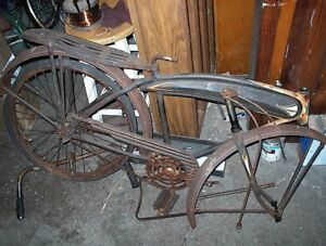 Turn that old bicycle or box of parts into cash