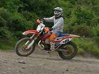 2005 ktm 125exc 200cc