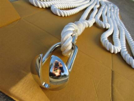 16mm chain grabber with bridle Coomera Gold Coast North Preview