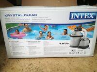krystal clear filter pump sand filter sf90220t