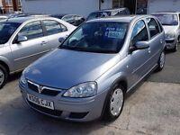 Vauxhall CORSA 2006 - 1229cc - MOT, Low Insurance, Low Mileage