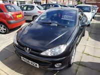 PEUGEOT 206 - 1997cc - Alloys, Air Conditioning, Electric Hood etc.