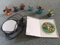 Nintendo Wii Skylanders Swap-force bundle