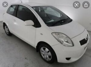 2010 Toyota Yaris Yr 4 Sp Automatic 3d Hatchback