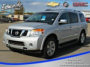 2012 Nissan Armada Platinum Edition Fully Equipped Nav DVD Sunro