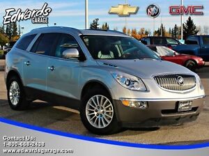 2012 Buick Enclave CXL Heated Leather Seats Bluetooth AWD
