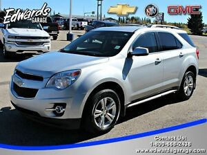 2010 Chevrolet Equinox LT AWD Local Trade Full Service History
