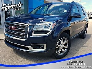 2015 GMC Acadia SLT1 Warr 7 Passenger Htd Seats Backup Camera