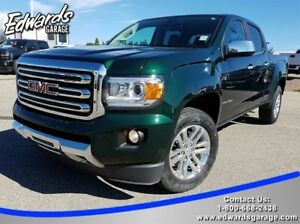 2015 GMC Canyon SLT 3.6L Intellilink Htd Seats Bluetooth