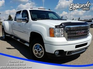 2011 GMC Sierra 3500HD Denali Duramax Diesel 6.6L V8 Loaded