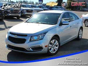 2015 Chevrolet Cruze 1LT 0.9% Touchscreen Bluetooth Warranty