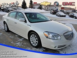 2011 Buick Lucerne CXL Htd Leather Front Bench Seat Low Km's