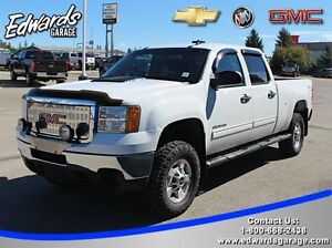 2013 GMC Sierra 2500HD SLE Ext Warranty Bluetooth Local Trade