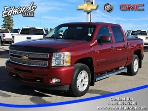 2013 Chevrolet Silverado 1500 LTZ Ext Warr Navigation Loaded