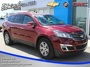 2015 Chevrolet Traverse LT Heated Leather Navigation AWD