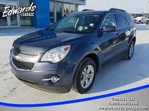 2013 Chevrolet Equinox 2LT Htd Leather Seats Pwr Liftgate 0.9%