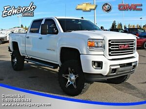 "2015 GMC Sierra 2500HD Denali 6"" Lift Exhaust Kit 2x Sets Wheels"
