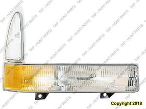 Signal Lamp Passenger Side High Quality Ford F250 F350 F450 F550 2001-2003