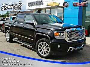 2015 GMC Sierra 1500 Denali 6.2L Fully Equipped Warranty