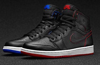 2014 Nike Air Jordan 1 Retro High OG SB QS SZ 9 Lance Mountain Black 653532-002