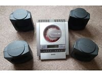 Sharp CD Compact Stereo System