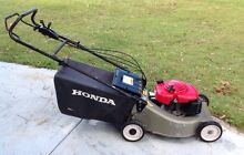 Honda Self-Propelled Mower The Gap Brisbane North West Preview