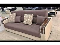 🌷🌷CLEARANCE STOCK MUST GO🌷🌷BRAND NEW EX DESPLAY MALTA 3+2 SEATER SOFA🌷🌷AVAILABLE NOW🌷🌷