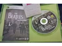 XBOX 360 BEATLES ROCK BAND GAME (Boxed with Booklet)