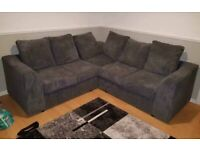 **Brand new Liverpool jumbo cord corner or 3+2 seater sofa set in stock**