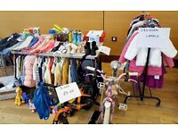Mum2mum Market - Baby and Kids Nearly New Sale - East Kilbride