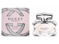 Brand New Sealed Gucci Bamboo Eau de Toilette 50ml